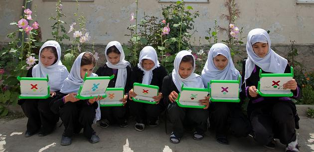 OLPC – One Laptop per Child