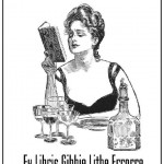Ex Libris Gibbie Lithe Errorre