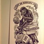 Ex Libris F Schruver