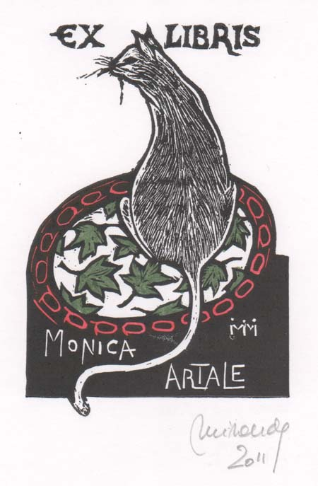 Mónica Artale  2011