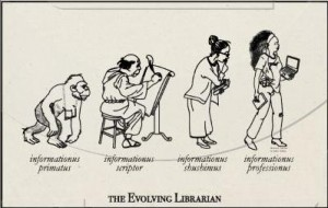 evolving librarian