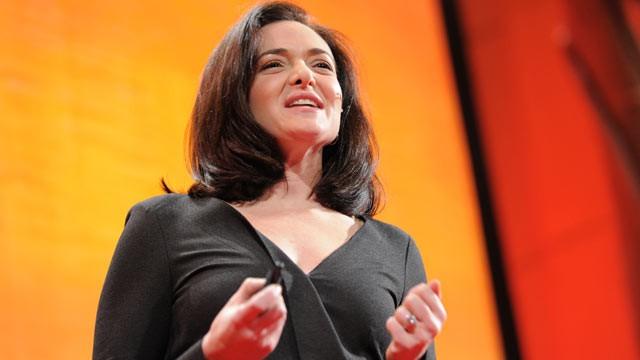 Sheryl Sandberg: Why we have too few women leaders (TED)