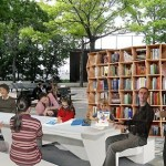 The Uni: Portable Reading Room for Public Space