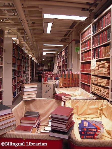 Visiting the Law Library of Congress