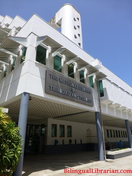 Trinidad and Tobago's National Library and Information System Authority (NALIS)