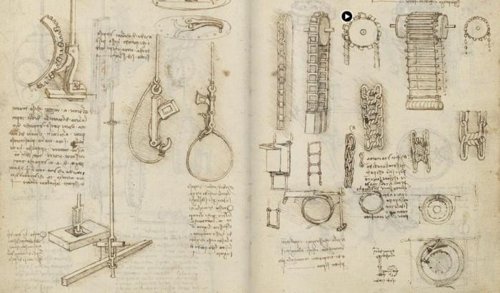 Leonardo da vinci the madrid codex1