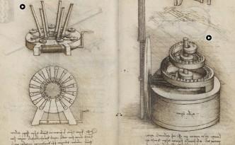 Leonardo da vinci the madrid codex2